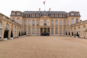 Palais de l'Élysée - Président de la République