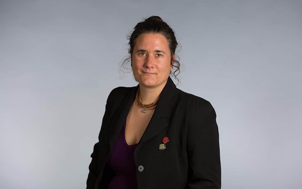 Douchka MARKOVIC - Groupe écologiste de Paris