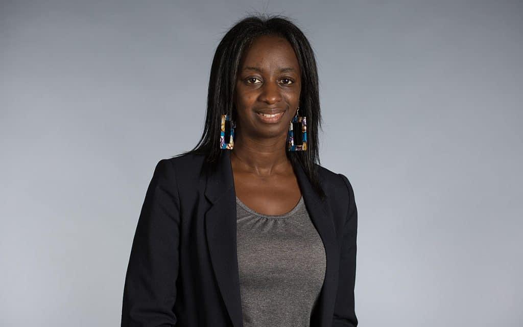 Aminata NIAKATÉ - Groupe écologiste de Paris