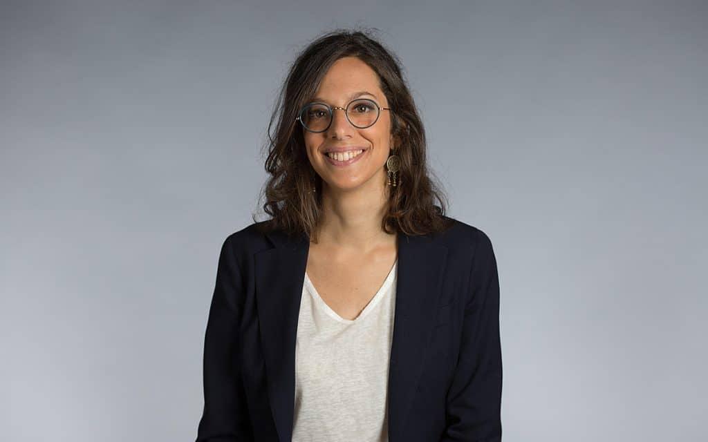 Alice Timsit - Groupe écologiste de Paris