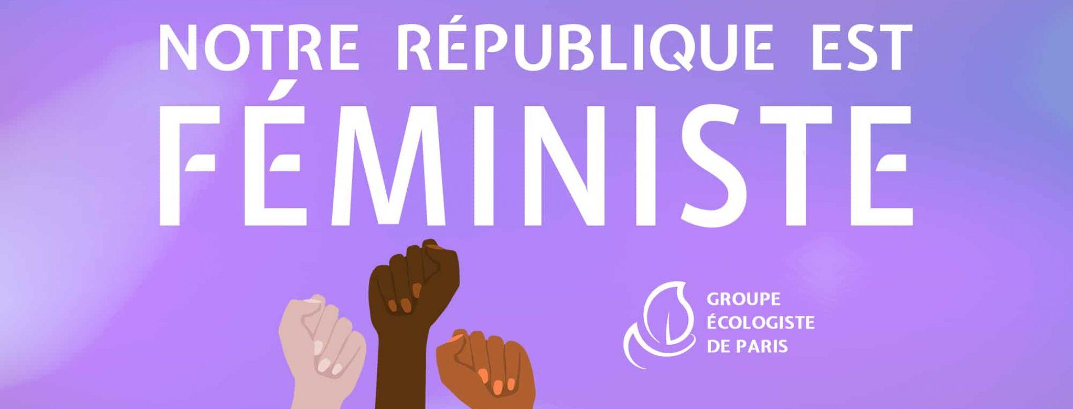 2021 03 Feminisme - Post Facebook et Twitter