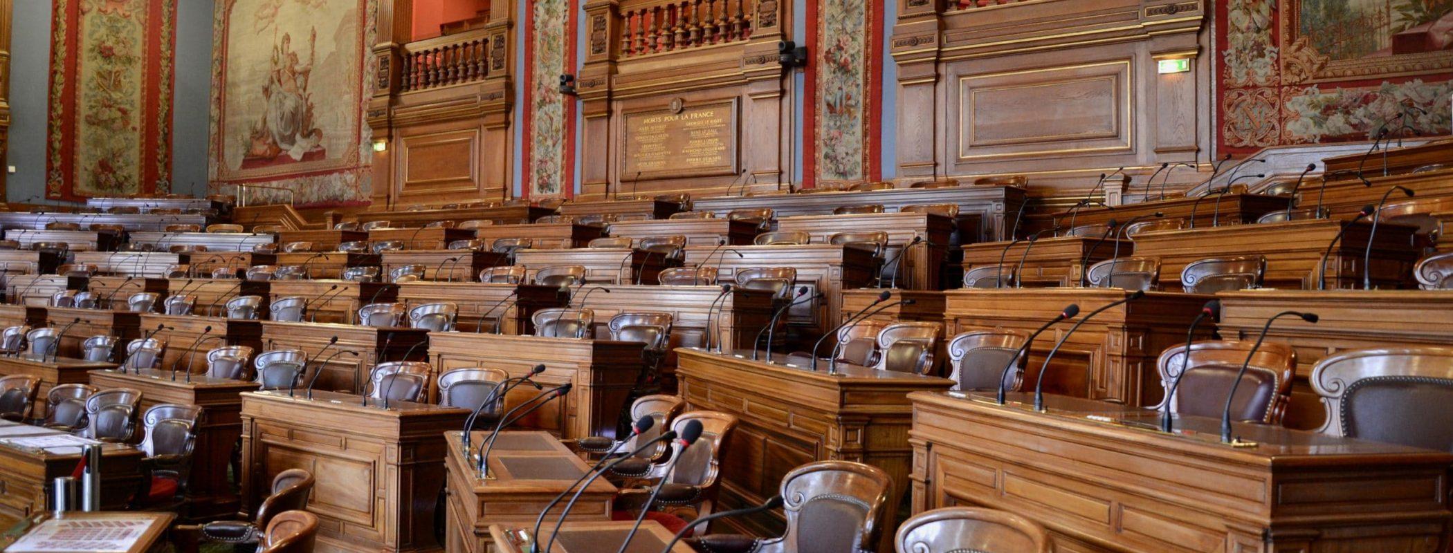 Conseil de Paris - Groupe écologiste de Paris