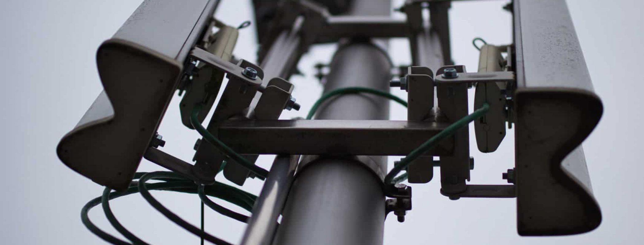 Antenne 5G à Paris